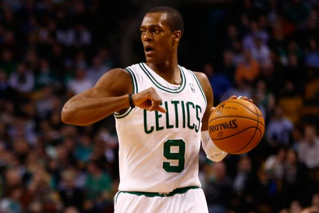 What Rajon Rondo Must Do to Prove He Can Lead Boston Celtics Rebuild