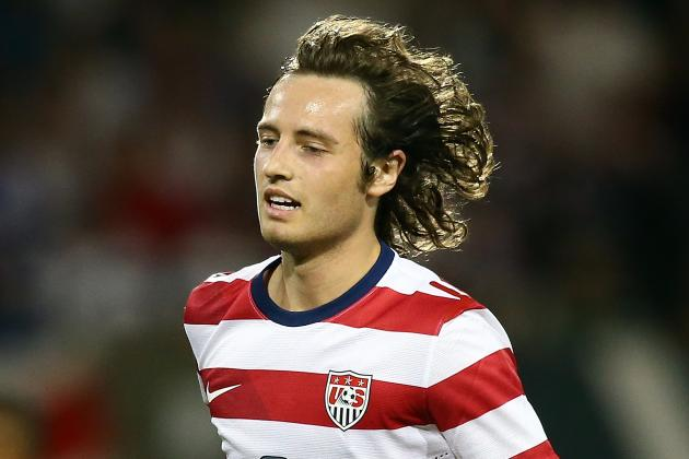 Mix Diskerud: Is It Time for Him to Start for the USMNT?