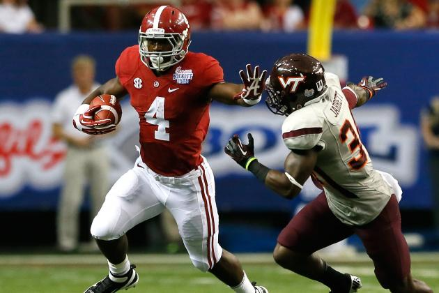 Debate: Who's the Biggest Non-QB X-Factor in Bama, A&M Showdown?
