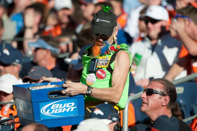 Which NFL Teams Charge the Most for Beer Per Ounce?