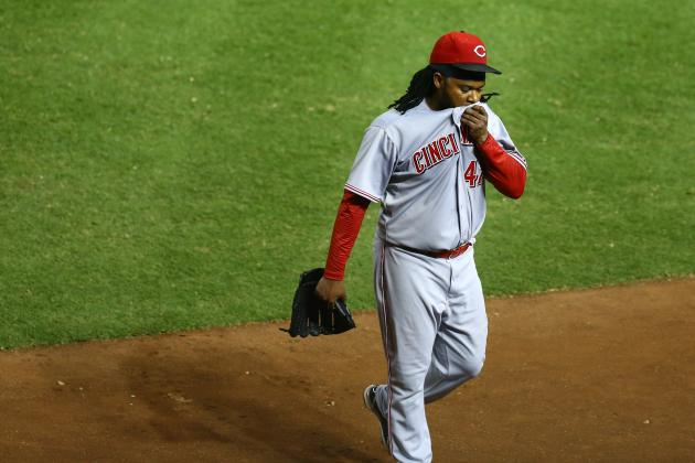 Will Johnny Cueto Be Reds' Secret Weapon in Possible NL Wild Card Game?