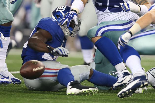 History Says It's Way Too Early to Give Up on David Wilson