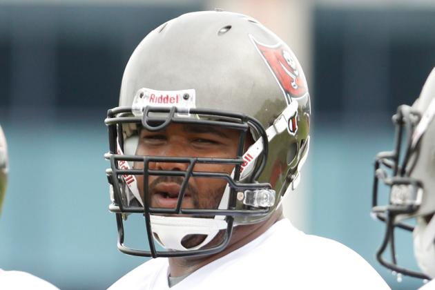 Carl Nicks Makes Limited Return to Practice for Bucs