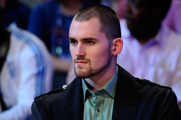 Kevin Love Faces as Much Pressure to Make Playoffs as Timberwolves Do