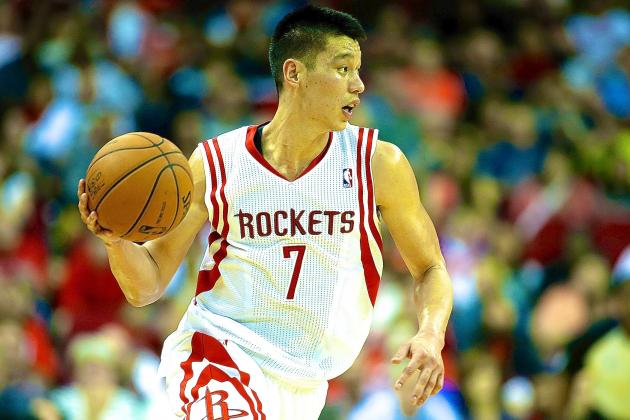 Are Rockets Better off Bringing Jeremy Lin Off the Bench in Sixth Man Role?