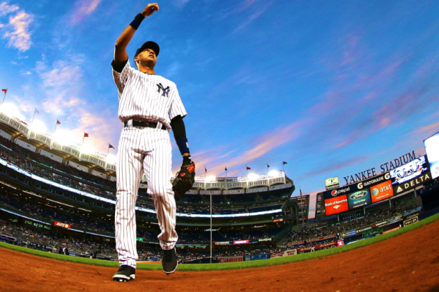 Derek Jeter Can't Limp off into the Sunset After Nightmare 2013 Season
