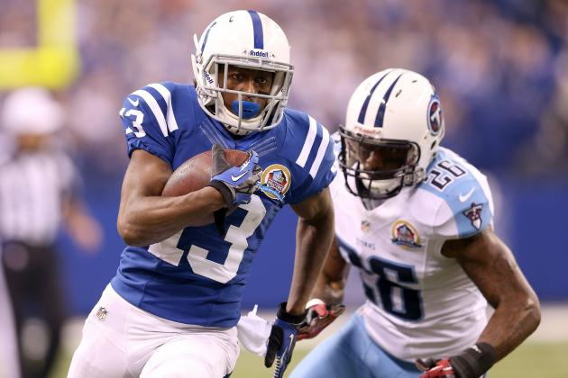 T.Y. Hilton Shouldn't Scare off Fantasy Owners After Poor Week 1 Performance