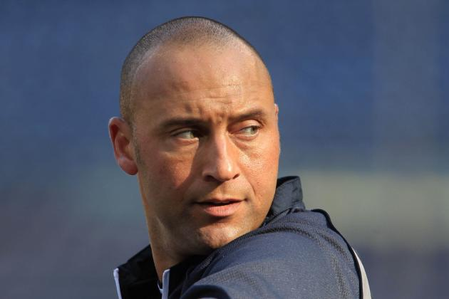 Full Timeline of Derek Jeter's Nightmare 2013 Season