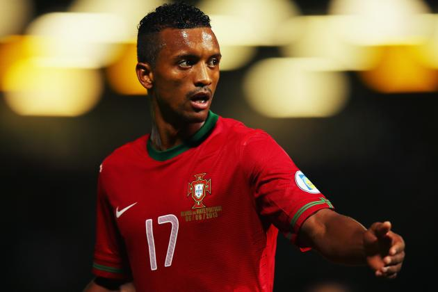 David Moyes Was Right to Keep Nani at Manchester United