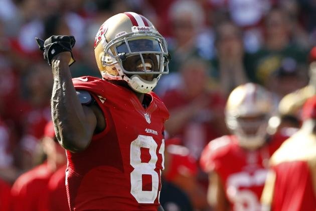 Why Wide Receiver Anquan Boldin Had the Most Impressive Season Debut
