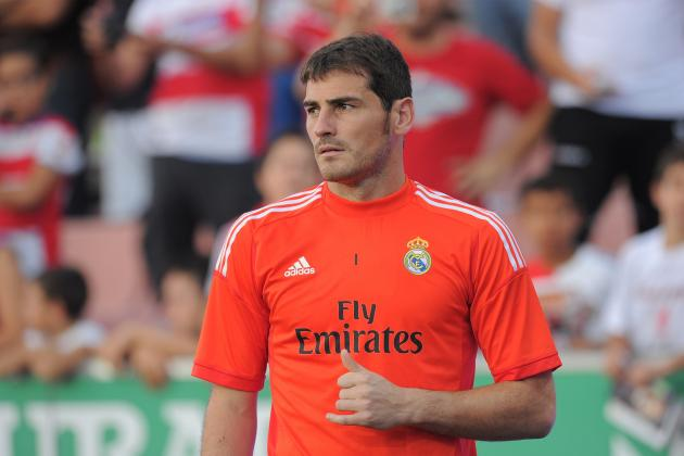 Would Iker Casillas Be a Good January Signing for Manchester City?