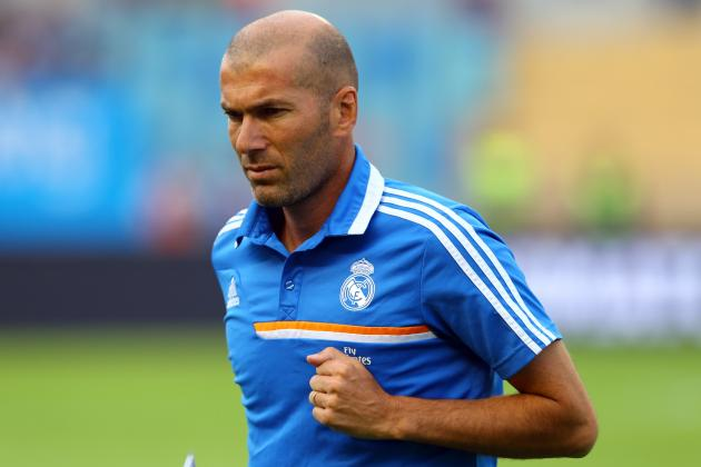 How Zinedine Zidane Became a Peacemaker at Real Madrid