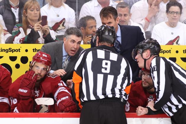 Strengths and Weakenesses of Phoenix Coyotes Coach Dave Tippett