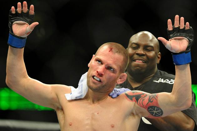 Donation Fund Set Up for Injured UFC Fighter Matt Grice