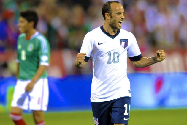 United States vs. Mexico: How USMNT Qualified for 2014 World Cup in Videos