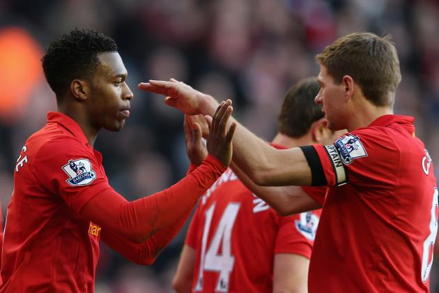Gerrard Hopes for Sturridge Impact on International Scene