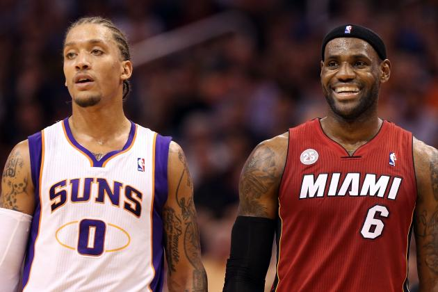 Michael Beasley in Miami Has a Ring to It
