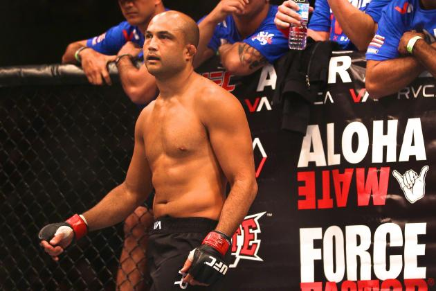 B.J. Penn, Frankie Edgar to Be Coaches on The Ultimate Fighter 19