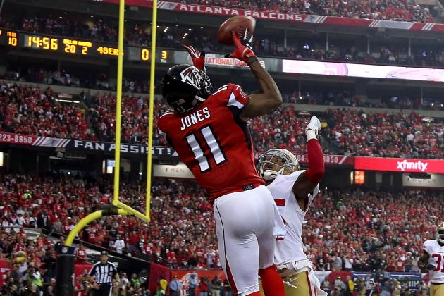 Fantasy Football 2013: Week 2 Wide Receiver Rankings for PPR