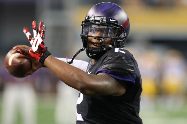 TCU vs. Texas Tech: TV Info, Spread, Injury Updates, Game Time and More