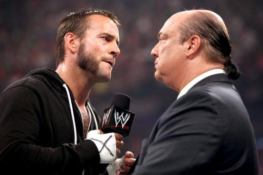 CM Punk Must Finally Triumph Over Paul Heyman at Night of Champions