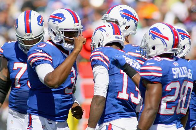 Carolina Panthers vs. Buffalo Bills: Breaking Down Buffalo's Game Plan