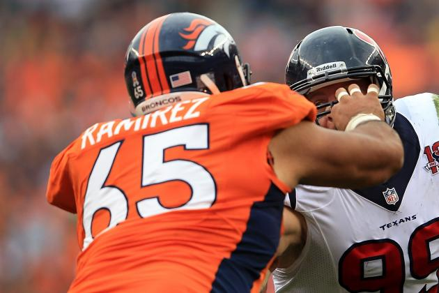 Broncos Reach Agreement with Manny Ramirez on a Two-Year Extension