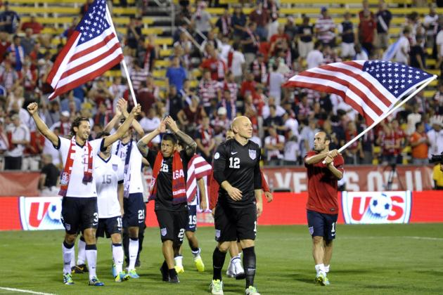 USMNT Must Close out Hexagonal Strong Despite Securing 2014 World Cup Berth