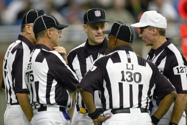 Is the NFL Really Being Honest About Officiating?