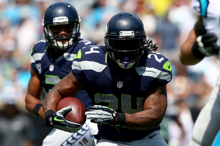Marshawn Lynch's Fantasy Trade Value, Outlook Heading into Week 2