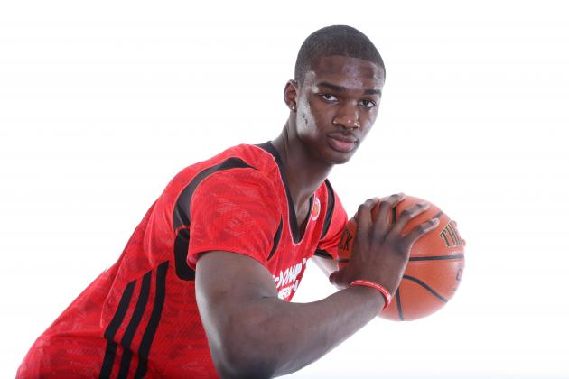 Indiana Basketball: Why Noah Vonleh Is Hoosiers' Biggest X-Factor