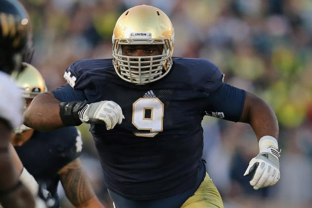 Maturity Redirecting Louis Nix's' Focus at Notre Dame