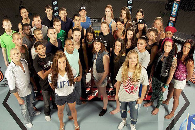 TUF 18 Episode Two Results and Recap: Shocking End to Baszler vs. Pena