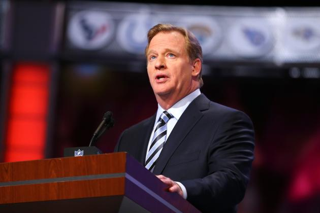 Roger Goodell Comments on Outrage Surrounding Washington Redskins' Nickname