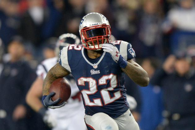 Stevan Ridley's Fantasy Trade Value, Outlook Heading into Week 2
