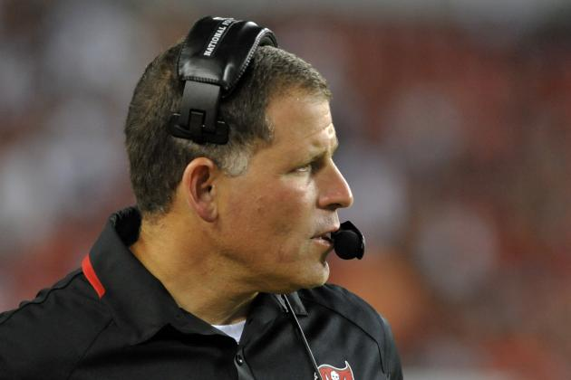 Schiano Denies Doctoring Votes for Bucs Captaincy