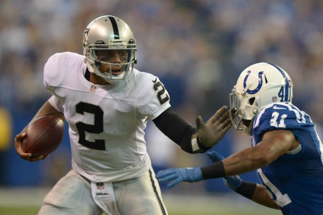 Oakland Raiders Could Be One of NFL's Biggest Surprises in 2013-14