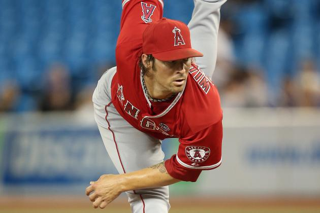Scioscia: Wilson 'Having Just a Terrific Season'