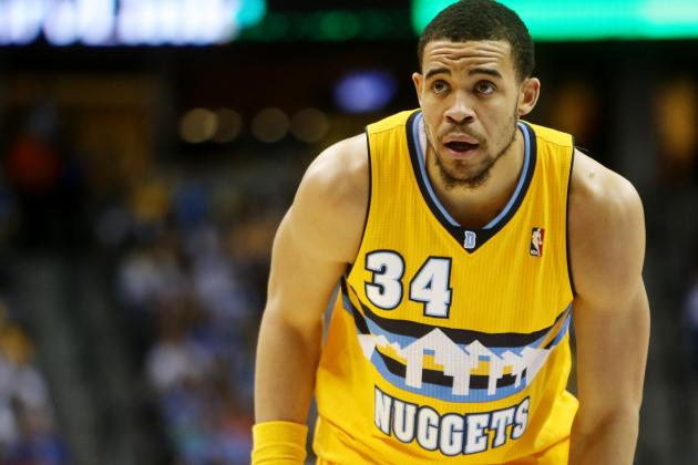 JaVale McGee: Eager to Rise in Stature