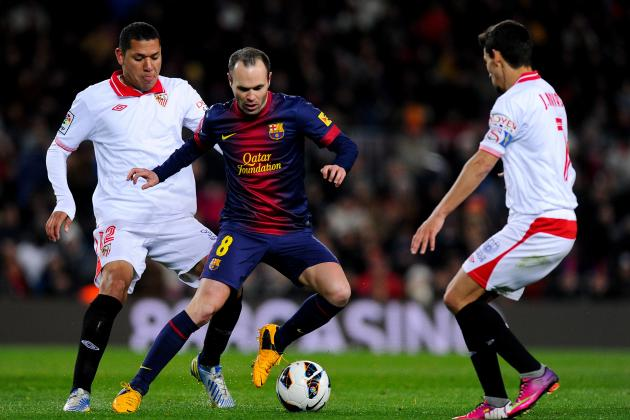 Barcelona vs. Sevilla: What to Expect Tactically from Both Sides
