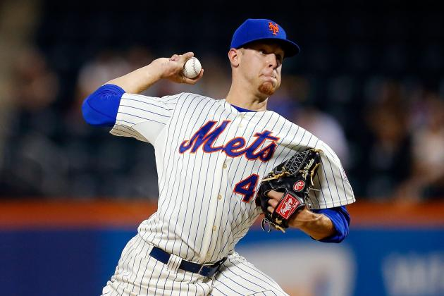 Mets Waste Zack Wheeler's Quality Start in 3-0 Loss to the Nationals