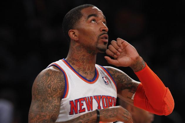 Latest Injury Updates, Return Timetable for JR Smith and NY Knicks