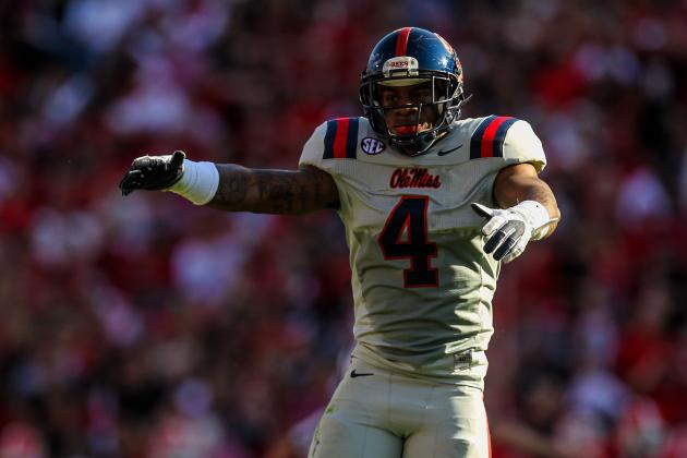 Life Without Denzel Nkemdiche: Ole Miss Rebels vs. Texas Longhorns