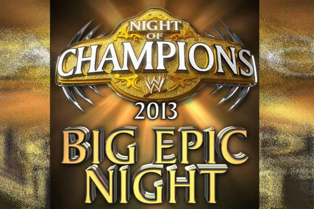 WWE Night of Champions 2013: Unbooked Stars Who Will Make Massive Impact