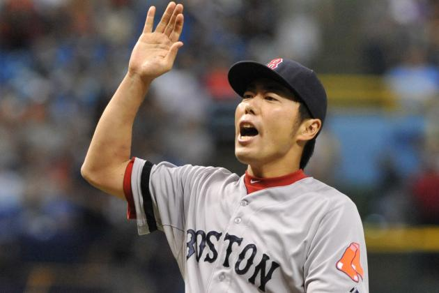 Edes: Koji Uehara Keeps Timing It Perfectly