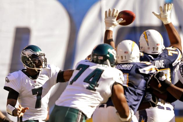 San Diego Chargers vs. Philadelphia Eagles: Breaking Down Philly's Game Plan