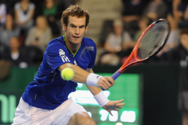 Davis Cup 2013: Complete Preview of Great Britain vs. Croatia Playoff