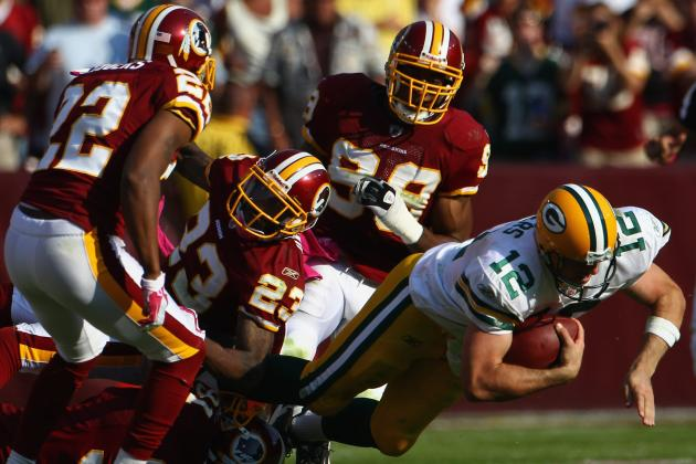Washington Redskins vs. Green Bay Packers: Breaking Down Washington's Game Plan