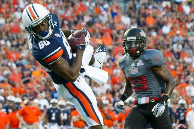 Auburn Football: Tigers Much Improved, but Are They SEC Ready?
