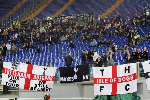 Tottenham Fans' Group Plan to Challenge FA 'Yid' Stance